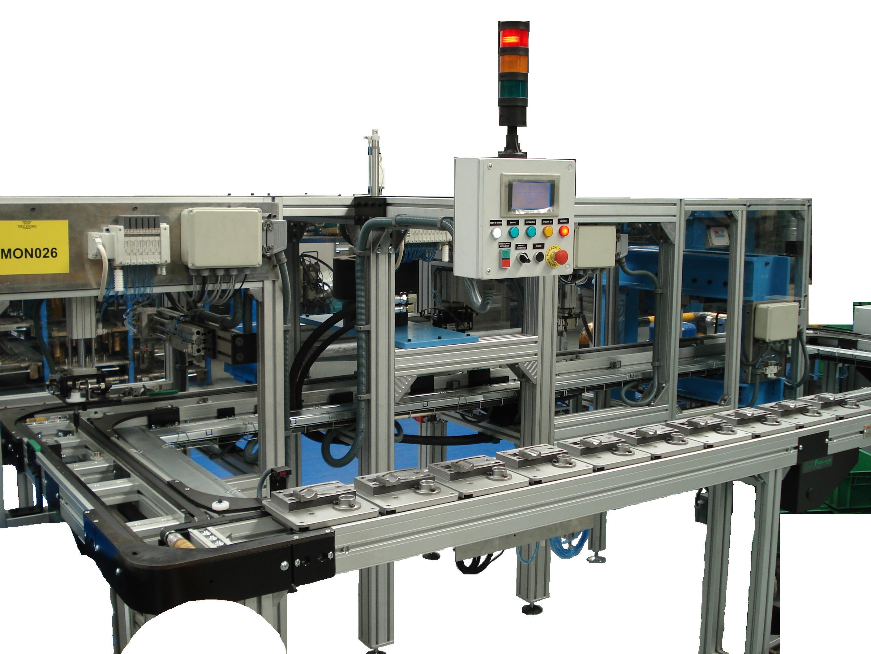 Fabricación y mantenimiento de maquinaria